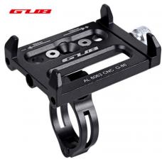 Держатель алюминиевый для телефона GUB G86