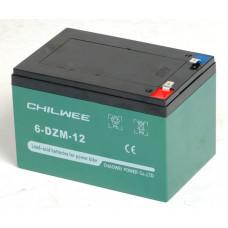 Аккумулятор 12V GEL тяговый CHILWEE 12Ah