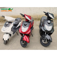 Электромопед GreenCamel Trofi, 60V 1200W R10
