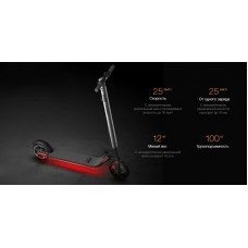 Электросамокат Segway-Ninebot Kickscooter ES2 Black