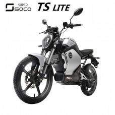 Электромопед Super SOCO TS Lite